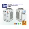 Оптоволоконный сварочный аппарат мощностью 1000Вт охлаждается двухтемпературным и двухнасосным чиллером S&A CW-6200AT