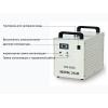 Высокоточный мини центр обработки иероглифов охлаждается промышленным чиллером CW-3000