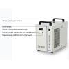 Лазерная машина резки и гравировки охлаждается промышленным чиллером CW-5000
