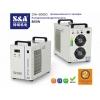 Универсальный лазерный резак охлаждается охлаждающим баком CW-5000 S&A