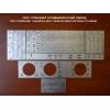 Таблички,  шильдики,  бирки для токарных станков 1к62,  итв250,  16в20,  1в62,  16к20.