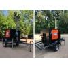 Передвижная осветительная установка «Аргус-Прометей» ПОУ–9, 0Л 4х1000(Г)  7, 5(ДГ)