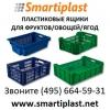 Пластиковые фруктовые ящики ящик фруктовый