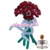 Цветы из воздушных шаров купить в Москве
