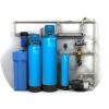 Монтаж котлов,  систем отопления,  водоподготовки,  водоочистки в загородном доме