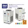 CW-6250 Холодопроизводительность Двойной температуры и насосы промышленного чиллера 6750w