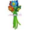Букеты цветов из воздушных шаров с доставкой