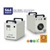 S&A CW-3000 промышленность воздушный охладитель воды для лазерной машины охлаждения 60 Вт 80 Вт лазерной трубки
